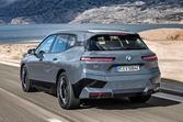 【クラスに生じる激しい競争】BMW iX 試作車の助手席に同乗 航続600km 総合523ps 後編