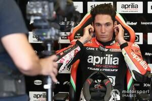 【MotoGP】アレイシ・エスパルガロ、改善アプリリアでも態度保留のドヴィツィオーゾに「出ない理由が分からない」