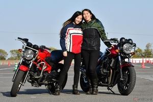 バイク好きママライダーが親子でホンダのバイクのスクール(HMS)に参加してみました!【母・一美さん編】