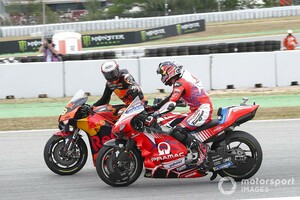 "【MotoGP】「初優勝には何かが足りない……」今季2位4回、""シルバーコレクター""ヨハン・ザルコの悩み"