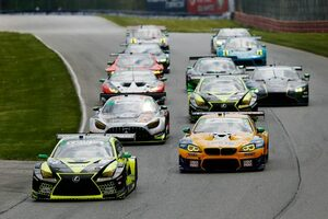 2022年導入、GT3車両による『GTDプロ』クラスの規則発表。タイヤはGTDと同一スペックに/IMSA