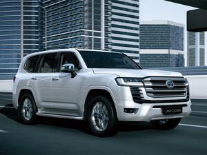 新型ランドクルーザー(300系)をトヨタが公開。フルモデルチェンジでTNGAや新エンジンを採用