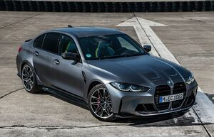 BMW MハイパフォーマンスモデルのM3とM4に4輪駆動モデルが登場