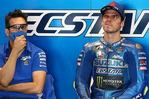 【MotoGP】ミル、タイトル防衛は絶望的か。それでも自身の進歩を確信「2020年より良いライダーになった」
