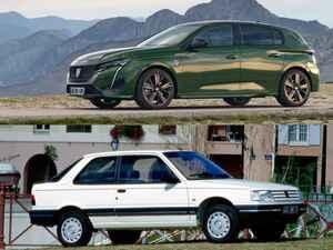 プジョー新型308と300シリーズの歴史。数字を飛び越え突如登場した「309」とは【プジョー今昔ストーリー/その13:最終回】