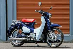 キジマ「スーパーカブC125」(ホンダSUPER CUB C125)カブの楽しさをスタイリッシュに高める【Heritage&Legends】