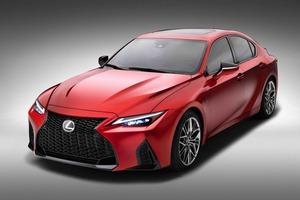 【5.0L 自然吸気V8搭載】新型レクサスIS 500 Fスポーツ・パフォーマンス 北米発表 走りに特化