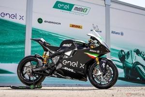 MotoGP併催の電動バイクレース『MotoE』 いつ・どこで開催される?