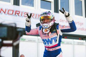 【速報】ランキング首位2台が接触! マキシミリアン・ゲーツが大逆転で新生DTM初代王者に輝く