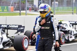 アロンソ、今季ベストの5番グリッド獲得「バランスにも、タイヤ選択の判断にも満足」