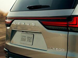 レクサスが新型LXを10月14日に発表するとアナウンス。一部画像も先行公開