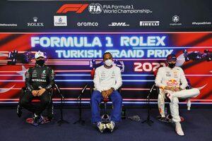 F1第16戦トルコGP予選トップ10ドライバーコメント(2)