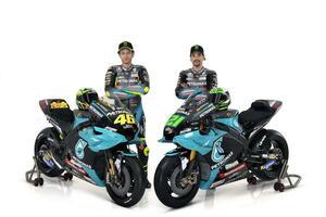 〈MotoGP〉ペトロナス・ヤマハSRTが2021年体制発表会を開催【RIDING SPORT】