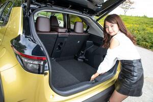 トヨタ・ヤリスクロスのラゲッジルームは「ファスト・アクセス」をコンセプトにして開発