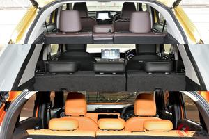 話題の新型SUV 新型「ヴェゼル」と比較! ヤリスクロスやキックスと違いはナニ?