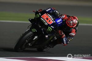 【MotoGP】カタールテスト2日目:ヤマハ昇格のクアルタラロが最速。10日からのテスト後半に続く