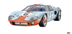 ディアゴスティーニ・ジャパン、伝説のレーシングカー「フォード GT」の1/8組み立てキットを数量限定で発売