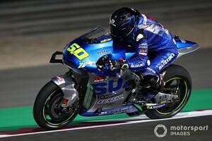 【MotoGP】スズキ、既に2022年型エンジンのテストに着手。コロナ禍では「早めにやっていくことが必要」