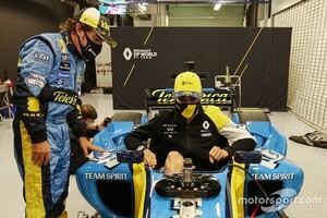 """アルピーヌF1、アロンソとオコンを対等に扱うと約束「チームに""""ナンバーワン""""はいない」"""