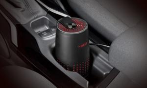 車内の花粉症対策に!ウィルス、菌、悪臭の除去に便利なドクターデオの車載用除菌消臭器「プレミアム サーキュレーションシステム」