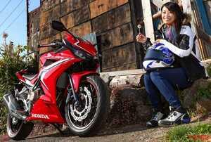 岡崎静夏のホンダCBR400R試乗インプレ【トルクで走れる快適さが日本の公道にベストマッチ】