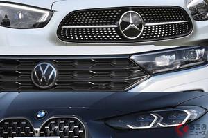 メルセデス・ベンツが6連覇! 2020年の輸入車販売ランキングに見る明暗とは