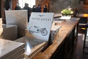「モト・グッツィ」100年の歴史が1冊の本に ブランド100周年を記念した書籍「MOTO GUZZI 100 ANNI」