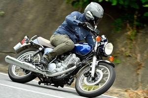 空冷単気筒400の魅力って? ヤマハ最後の「SR400」と、ロイヤルエンフィールドの新型「ヒマラヤ」に乗って考えてみた