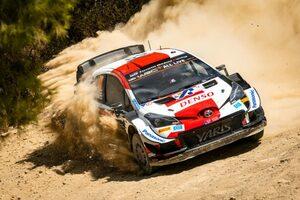 ランキング上位のエバンスとヌービルにトラブル発生。デイ2首位はロバンペラ/WRC第9戦ギリシャ