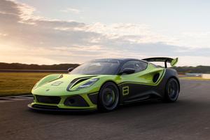 乗ってみたい!ロータスがトヨタ製のV6エンジンを搭載したレース専用モデル「エミーラGT4」を公開