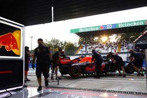 ホンダ田辺TD「予選3番手はまずまず。簡単なレースにはならないと思うが、チャンスはある」/F1第14戦