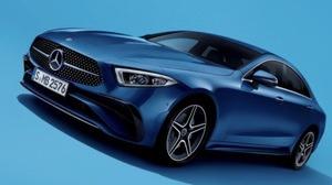 【詳細/価格は?】メルセデス・ベンツ新型CLS発表 デザイン新たに