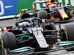 2021年F1第14戦、ボッタスがトップタイムをマーク。メルセデスが1-2、フェルスタッペンは3番手【イタリアGP予選】