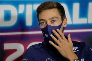 "F1第14戦木曜会見:「ジュニア時代から""いつかは""と思っていた」メルセデス昇格を喜ぶラッセル。ライバル心も隠さず"