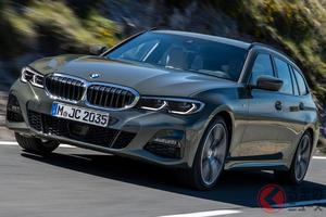 BMW3シリーズツーリングに「318iツーリング」追加 新たなエントリーモデルが登場