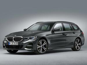 BMW 3シリーズツーリングに待望の「318i」追加。エントリーグレードでも渋滞時ハンズオフ機能を搭載