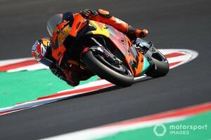 【MotoGP】エスパルガロ弟、初日クラッシュは『使えない』ミディアムタイヤを履いたから