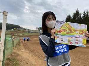 悩みまくりの全日本モトクロス観戦☆スポーツランドSUGOは見所満載(梅本まどか)