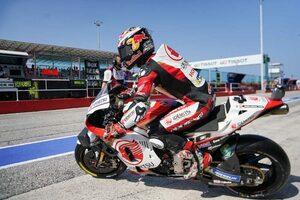 中上「明日の目標はフロントロウを獲得すること」/MotoGP第8戦エミリア・ロマーニャGP初日