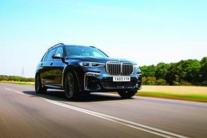 【詳細データテスト】BMW X7 小型車並みの制動距離 リムジン並みの静粛性 ハンドリングと乗り心地のバランスも上々