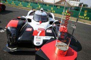 WEC:トヨタ7号車小林可夢偉がPP獲得。4年連続ポールスタートから3連覇を目指す