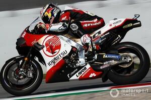 【MotoGP】中上貴晶「Q2向けに新品タイヤがひとつしか無かった」決勝はタイヤマネジメント鍵に?