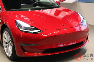 格安EV発表のテスラに追い風か? カリフォルニア州のガソリン新車販売禁止の真相とは