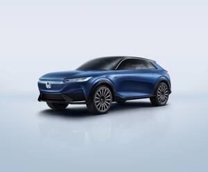 ホンダの新しいSUVがスタイリッシュだ! Honda SUV e_concept登場