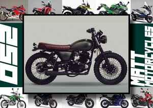 マット モーターサイクルズ「ヒルツ250」いま日本で買える最新250ccモデルはコレだ!【最新250cc大図鑑 Vol.054】-2020年版-
