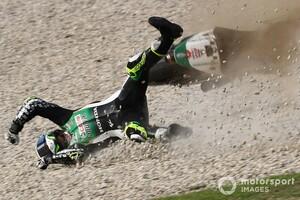 """【MotoGP】カタルニアGPは""""転倒を恐れない者""""が勝つ? エスパルガロ弟、激しいソフトタイヤ劣化を予想"""