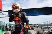 フェルスタッペン2位「ルイスと戦えるペースはなかった。最速ラップが奪われたのも残念」レッドブル・ホンダ/F1第3戦