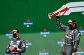 チャンス逃さずハミルトンが逆転で今季2勝目。レッドブル・ホンダのフェルスタッペンは2位【決勝レポート/F1第3戦】