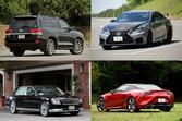 いま買えることが「奇跡」! トヨタ&レクサスに感謝の「大排気量V8エンジン」搭載国産車4選