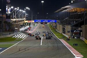 F1、全23戦の2022年カレンダー案発表、日本GPは10月9日決勝予定。中国GPがカレンダー落ちに